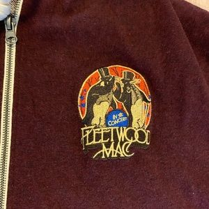 Fleetwood Mac Tour Hoodie
